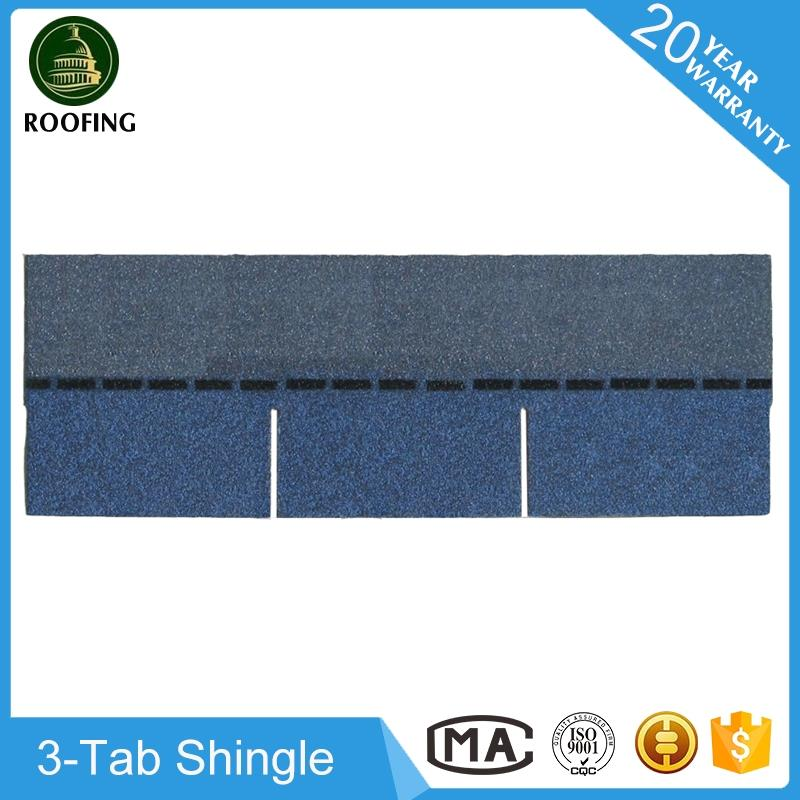 2016 hotsale 3-Tab Best Asphalt Shingles,roof shingle for wholesales