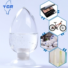 Water type hardener for crystal glue,Transparent liquid curing agent