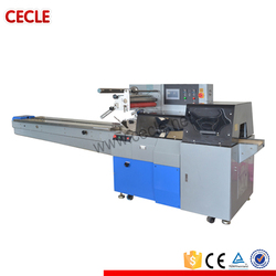 CE approved spoon and toothbursh wrapping machine