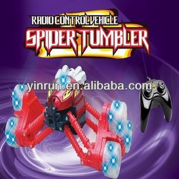euro hot sale spider tumbler toy car next year new toys