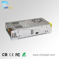 360W-400W IP20 Non-waterproof Power Supply with 2 years warranty and CE ROHS CB