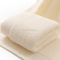 wholesale 100% Egyptian cotton luxury bath towel with border