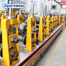 TOP QUALITY ALUMINUM PIPE/TUBE MAKING MACHINE