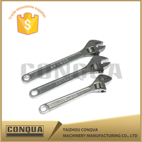 reinforced offset slogging ring bent box end spanners wrenches adjustable wrench