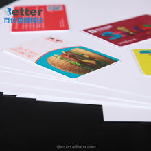 Printing Machine PVC ID Cards/Plastic membership cards