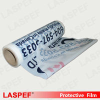 Hot sale protective plastic film for Windows or doors frame