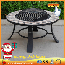 Outdoor Heating Table Fire Pit