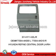 Superior Quality Hyundai Starex(Refine) Rear Door Car Auto Parts