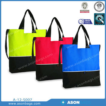 promotional beach tote bag shopping bag