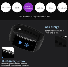 electronic identification power balance sport health smart wristband/bracelet Bluetooth activity fitness tracker