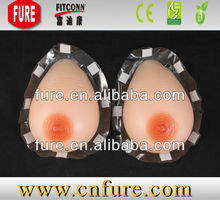 big adhesive silicone 100% pure prosthesis silicone breast implant