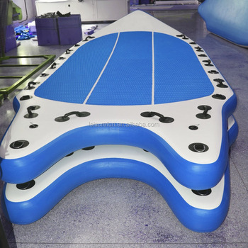 New 3D design big sup blow up stand up paddle board inflatable