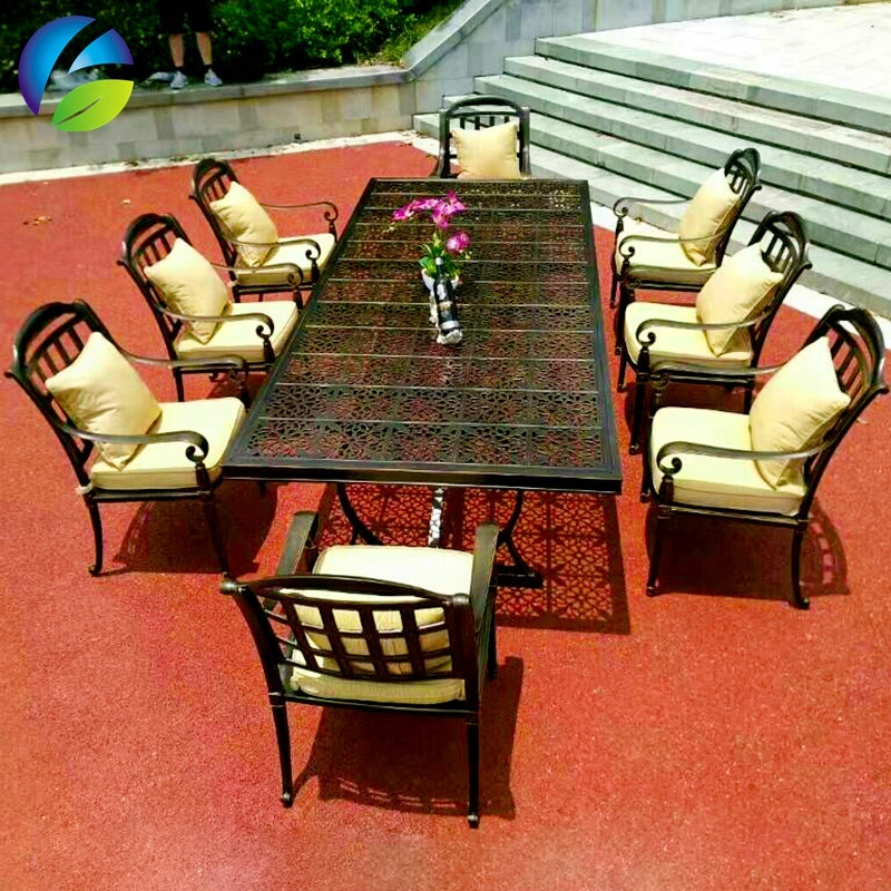 Waterproof Modern Cheap Used Furniture Antique Rust Proof Outdoor