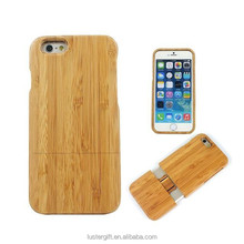 Factory outlet ! 100% natural all Wooden phone case for iPhone 5S Se 6 6S wood cover