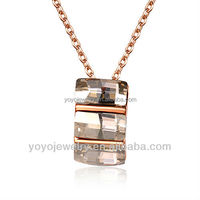 Wholesale Price Gold Plated Crystal Meaningful