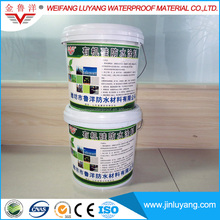 Water Based Organic Silicone Rubber Nano Waterproof Coating for Bathroom