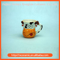 Professional Manufacturer Made in China Hot Sale animal shaped coffee mug