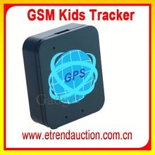 Cell Phone LBS/GPRS/SMS Tracker With Acc Detection