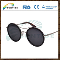 Wooden sunglasses 2017 bulk buy from china made of wood and metal