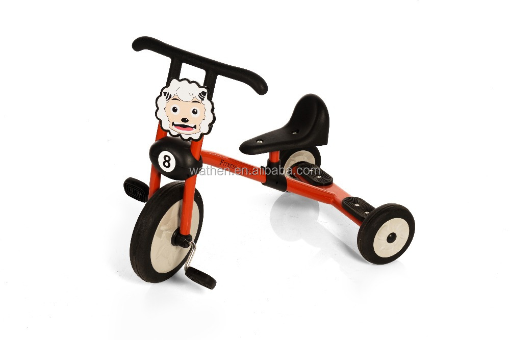 New Three- Wheel Mini Baby tricycle For kid physical play and for game kid