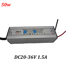 Shenzhen Factory IP67 Waterproof Constant Current 1500ma Electronic LED Driver