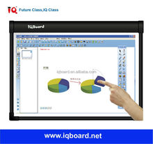 IQ Digital vision touch optical digital whiteboard student interaction