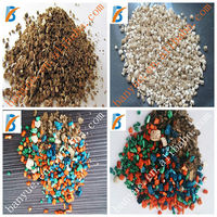 Silver/golden/colorful expanded vermiculite