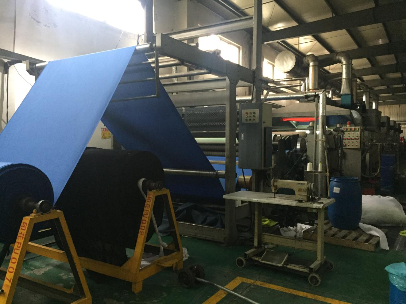 PU Producing Line