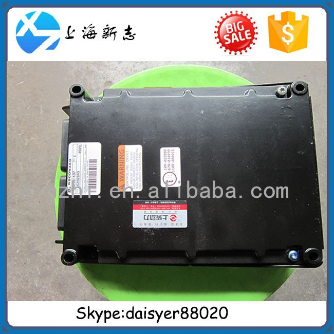 Shangchai SDEC Engine Parts Electronic control unit ECU T88-037-03+A Woodward ECU 8298-497 For Dongfeng Auman Sunlong Foton
