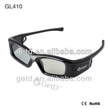 NEW 3D DLP-Link glasses for BenQ MS500 MS510 MS511 MS513 MX511 Projector 100%