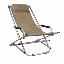 customized Logo branded promotional beach rocking chair
