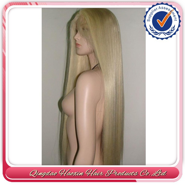 "Best selling hot chinese products sixe girl 30"" inch malaysian full lace wig"