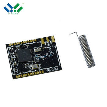 433m low power module suitable for the battery power systems with TI CC1310 chip