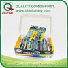 hottest product r6 aa battery with 1.5 norminal voltage