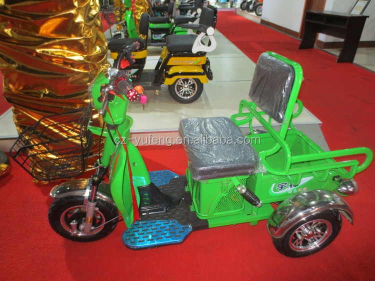 high quanity electric tricycle Yufeng