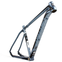 China manufactory supplies 29 inch mtb bike frame / high-end 16.5inch 19inch mtb 29er frame alloy 7005