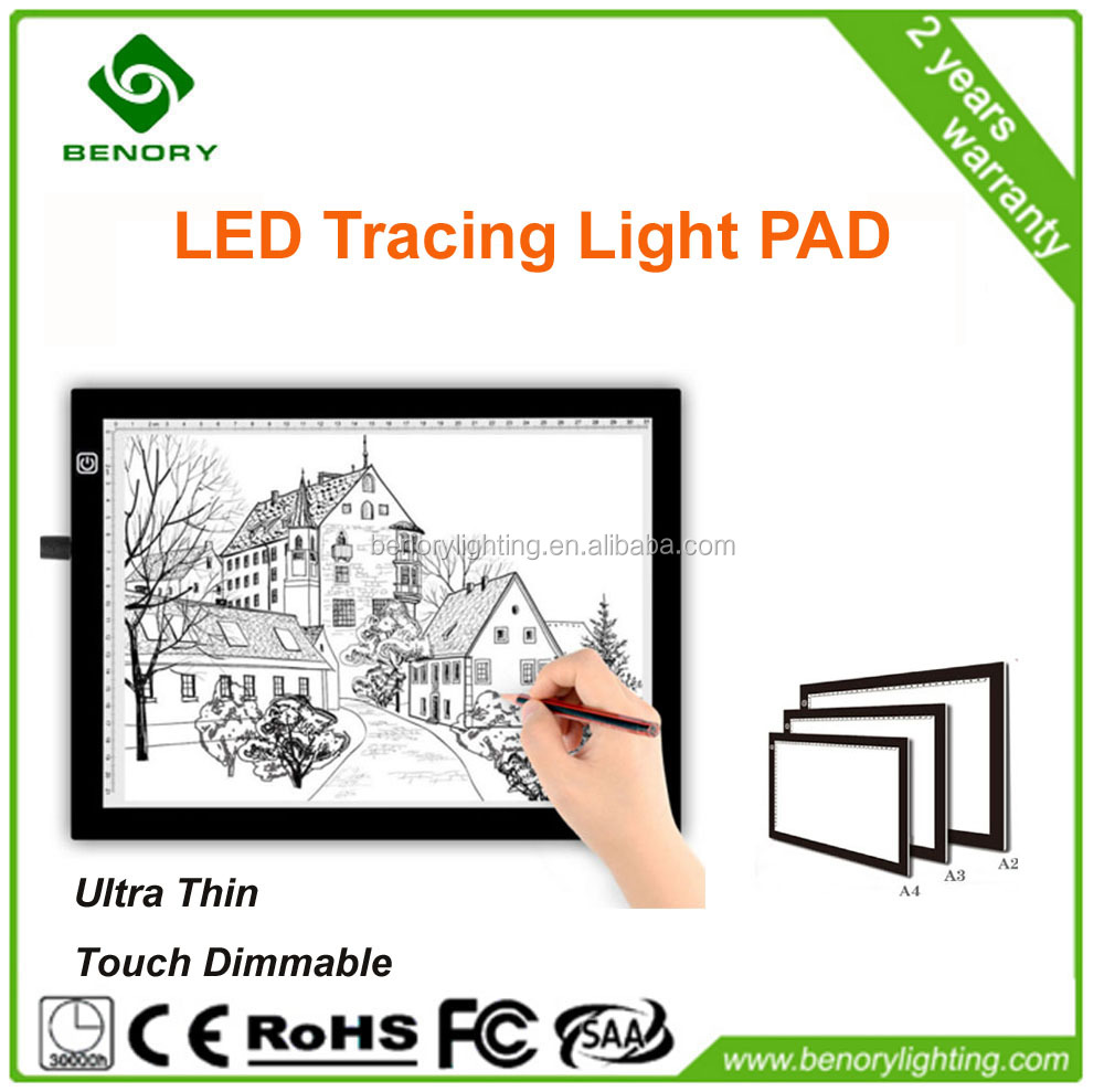 high quality DIY led drawing table tracing light table