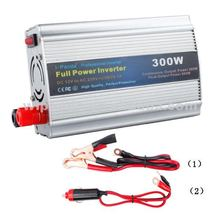 Full Power Car Power Inverter 300W(with USB port 5V 1A)