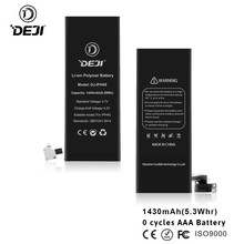 3.8V li-ion Mobile Phone Battery for iphone 4S 1430mAh 0 cycle brand new OEM