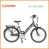 used ladies electric bike 36V manufacturer in china