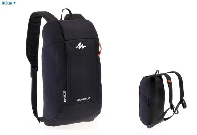 10L 2015 Nylon Fabric Waterproof women backpack travel backpack bag Men bag women backpack