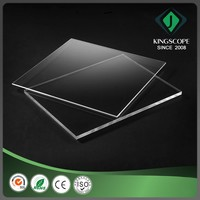 Quality assured multifunctional super clear transparent rigid pvc sheet
