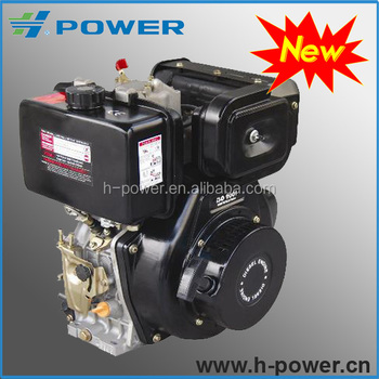 Air compressor Diesel Engine HP170FE (CE, CSA)