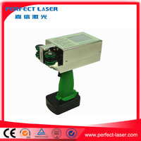 Hotselling Chinese industrial continuous carton paper box rechargeable Portable handheld inkjet printer