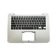 Laptop upper case with keyboard for Macbook Pro 13'' A1278 topcase replacement