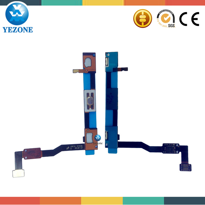 S2 Repair Parts Flex For Samsung I9100 Galaxy S2 SII Home / Function Flex cable Ribbon Replacement