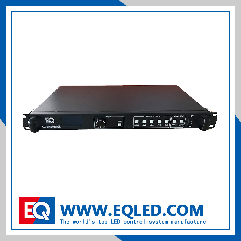 Video wall processor/ LED controller/integrated version for LED