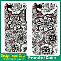 Mobile Phone Accessories Cover 5s 5c Cell Phone Case Custom Design 3D Sublimation Case for iphone 5s 5c