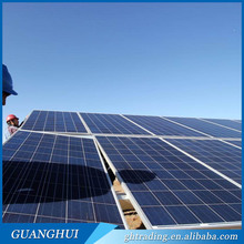 China top 10 manufacturer supply 100w 250w free solar panel sample