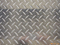 .0 MM alloy 3003 bright surface China factory used for car body aluminum diamond plate